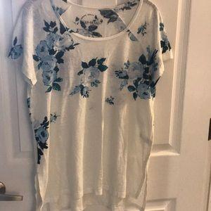 Lucky Brand floral shirt